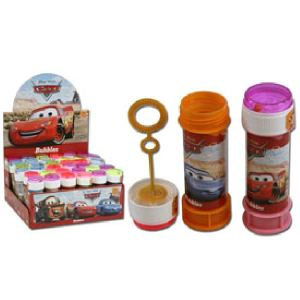 Flacon de bulles de savon Cars (60 ml)