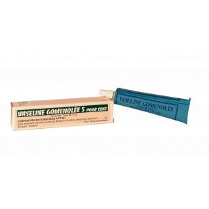 Gomenol Vaseline Gomenolée 5% - 15 g