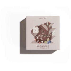 Waterdrop Concentré Microtea White blossom - Pack de 12
