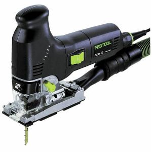 Festool PS 300 EQ Plus - Scie sauteuse pendulaire Trion 720W