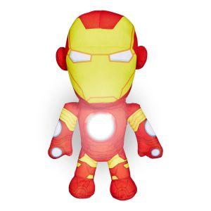 Worlds Apart Peluche lumineuse Go Glow Iron Man Avengers