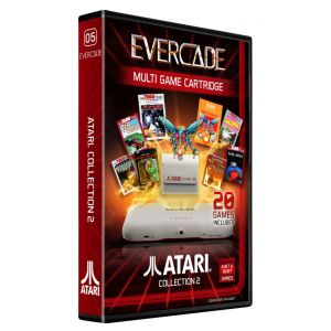 Just for Games Blaze Evercade Atari Cartridge 2