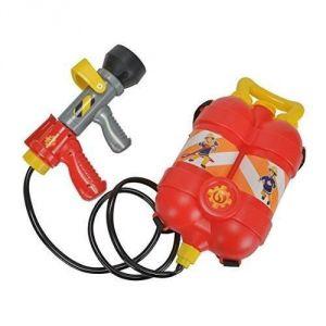 Simba Toys Pistolet à eau recharge dos Sam Le Pompier