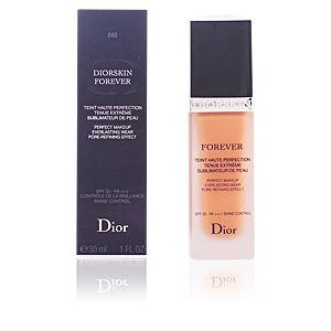 Image de Dior Diorskin Forever 040 Miel - Teint haute perfection tenue extrême sublimateur de peau