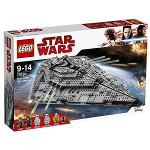 Lego 75190 : Star Wars : First Order Star Destroyer