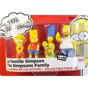 Figurines La Famille Simpsons