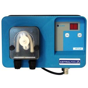 Astral Pool Pompe doseuse péristaltique micro pH
