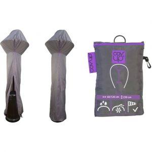 Covup Housse de protection pour parasol chauffant L.120 x l.60 x H.230 cm
