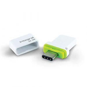 Integral Memory Clé USB-C + USB 3.1 Fusion Dual 32GB