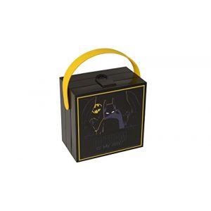 Lego Batman : Boîte à Déjeuner Lunchbox avec Poignée