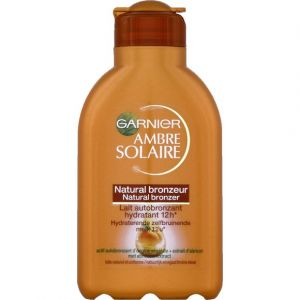 Garnier Ambre Solaire - Lait autobronzant hydratant 12 h