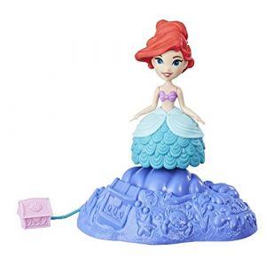 Hasbro Disney Princesses - Mini poupée mouvement magique - Ariel