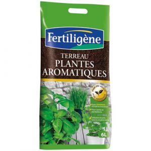 Fertiligene Terreau plantes aromatiques 6L