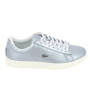 Lacoste Chaussures Carnaby Gris Blanc Gris - Taille 37,38,39,40,41