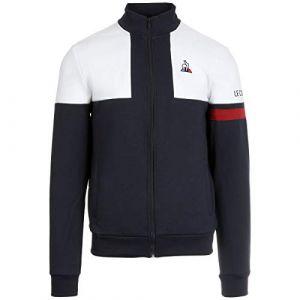 Le Coq Sportif Tricolore Full Zip Sweat, Veste Sport - M