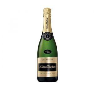 Nicolas Feuillatte Champagne 100% Chardonnay 2009 Blanc de blancs Brut - 75 cl