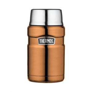 Thermos Lunch box Stainless King Cuivre 71cl