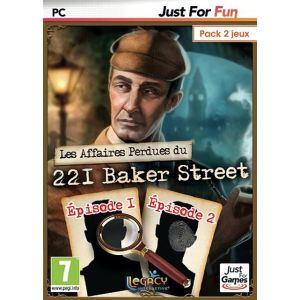 Les affaires perdues du 221 Baker Street 1+2 [PC]
