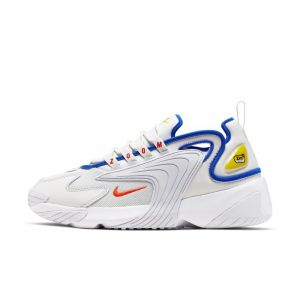 Nike Chaussure Zoom 2K pour Homme - Argent - Taille 44.5 - Male