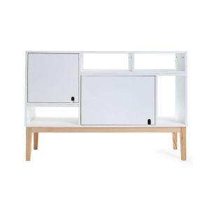 Buffet Design Blanc Laque Comparer 295 Offres