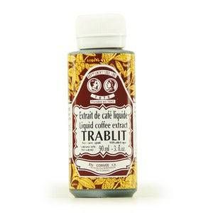 Image de Trablit Extrait de Café Liquide 90 ml - Lot de 3