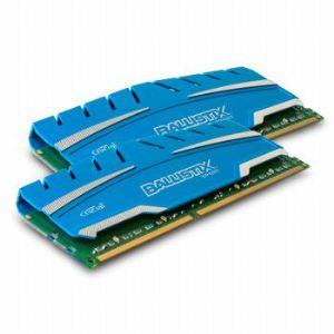 Crucial BLS2C8G3D18ADS3CEU - Barrettes mémoire Ballistix Sport XT 2 x 8 Go DDR3 1866 MHz CL10 240 broches