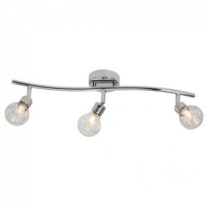 """Brilliant AG Bulb - Plafonnier à 3 lumières forme """"ampoule"""" G9 32W"""