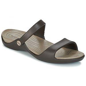 Crocs Sandales Cleo V Marron - Taille 36 / 37,34 / 35,41 / 42,33 / 34