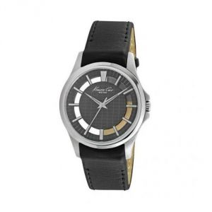 Kenneth Cole 10022286 - Montre pour homme Transparency
