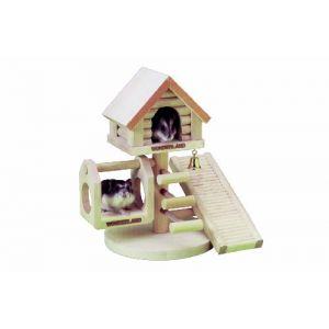 Karlie Arbre Wonderland - Maison pour hamsters