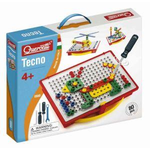 Quercetti FantaColor Tecno jeu de constructions (80 pièces)