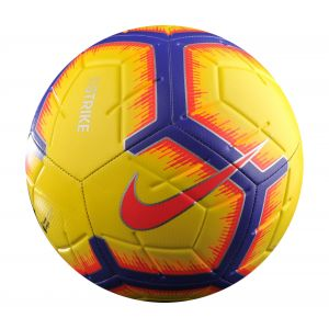 Nike Ballon de football Premier League Strike - Jaune - Taille 5 - Unisex