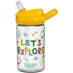 Camelbak Bouteilles Eddy+ Kids 400ml - Lets Explore - Taille One Size