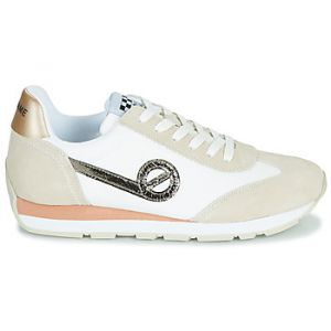 No Name Baskets basses CITY RUN JOGGER Beige - Taille 37,38,39,40