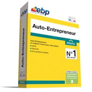 Auto-Entrepreneur Pratic 2017 [Windows]