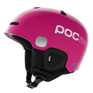 Poc Ito Auric Cut Spin Casque Enfant, fluorescent pink XS-S | 51-54cm Casques ski & snowboard