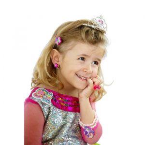 BARBIE DREAMTOPIA Coffret de bijoux - 9 pieces