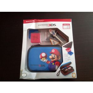Bigben Pack d'accessoire Mario & Yoshi / Donkey Kong / Princess Peach pour 3DS