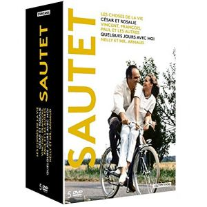Coffret Claude Sautet - 5 films