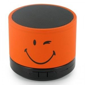 The Mobility Lab Smiley World - Enceinte nomade portable pour smartphone