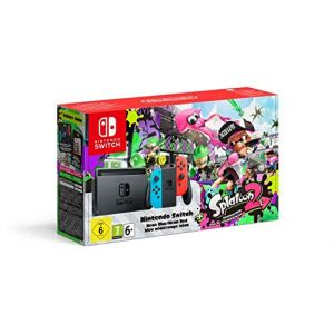 Nintendo Console Switch avec Joy-Con + Splatoon 2