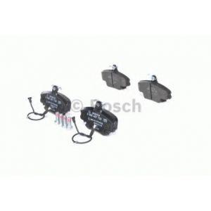Bosch 4 plaquettes de frein 0986467720