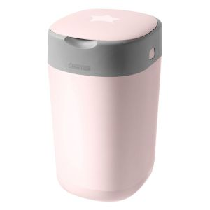 Tommee tippee Bac à couches twist and click Rose - Taille Taille Unique