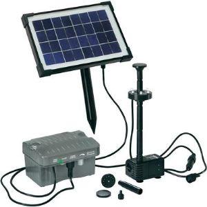 Esotec Palermo LED - Pompe solaire pour fontaine