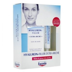 Eucerin Coffret Hyaluron Filler peau très sèche