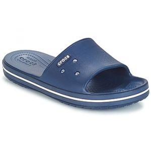 Crocs Claquettes CROCBAND III SLIDE bleu - Taille 40,41,42,44,45,36 / 37,38 / 39,42 / 43,46 / 47,43 / 44,48 / 49,45 / 46,37 / 38,39 / 40,41 / 42