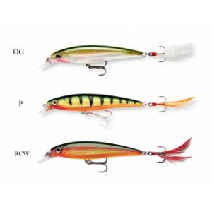 Rapala X-Rap Lure - Perch_10cm