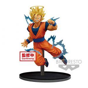 Banpresto Dragon Ball Z - Dokkan Battle Collab - Super Saiyan 2 Goku Figurine