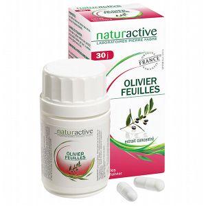 Naturactive Feuilles d'olivier - 60 gélules - Comparer..