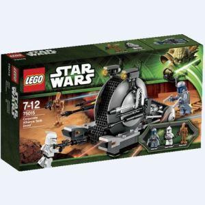 Lego 75015 - Star Wars : Corporate Alliance Tank Droid